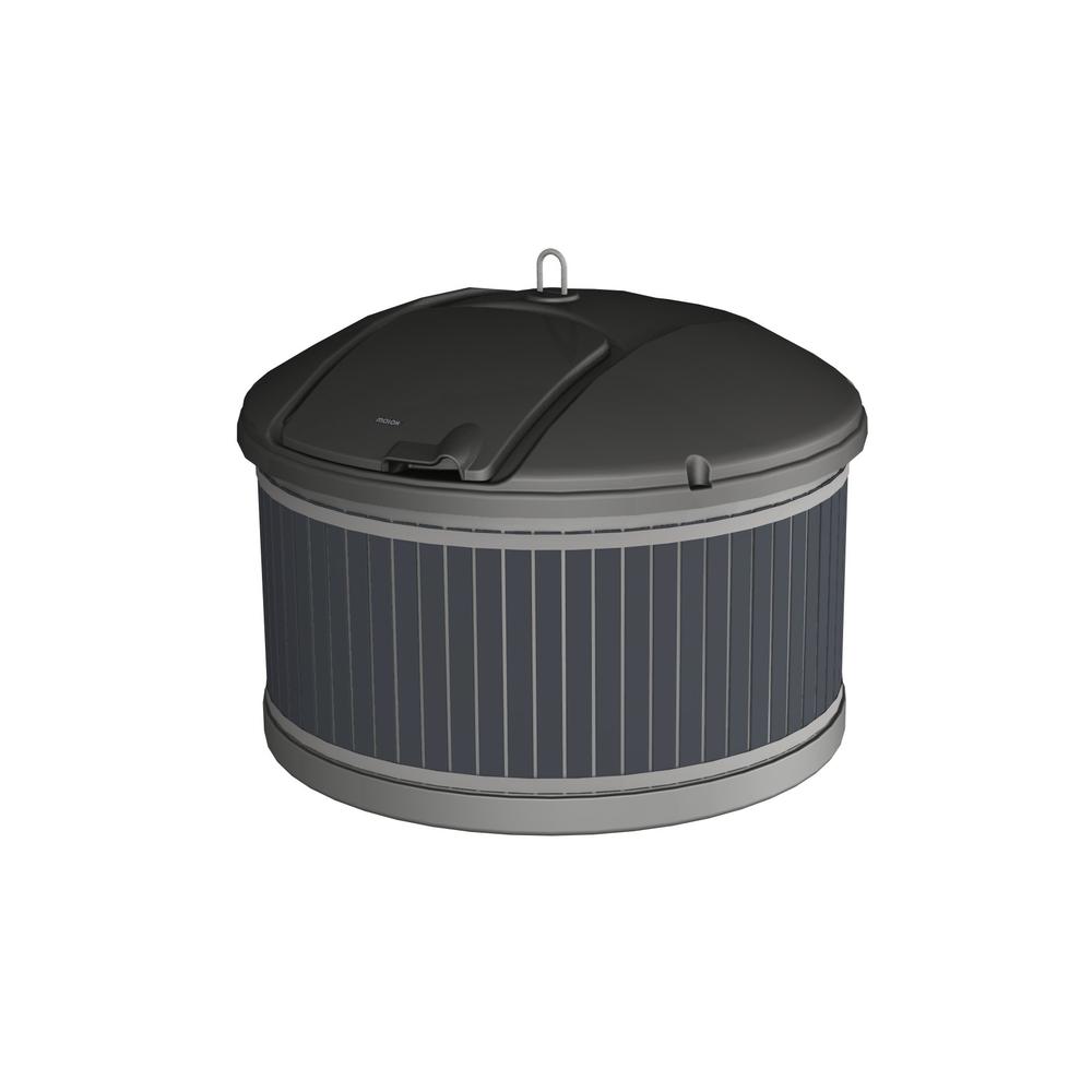 conteneur de surface MolokClassic 2m3